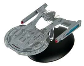 Star Trek  - grey/blue - Magazine Models - Startrek012 - magStartrek012 | The Diecast Company