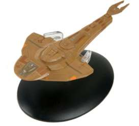 Star Trek  - brown - Magazine Models - Startrek014 - magStartrek014 | The Diecast Company