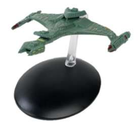 Star Trek  - green - Magazine Models - Startrek020 - magStartrek020 | The Diecast Company