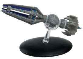 Star Trek  - grey/blue - Magazine Models - Startrek022 - magStartrek022 | The Diecast Company