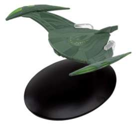 Star Trek  - green - Magazine Models - Startrek027 - magStartrek027 | The Diecast Company
