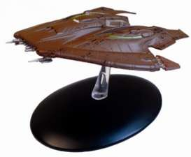 Star Trek  - brown - Magazine Models - Startrek030 - magStartrek030 | The Diecast Company