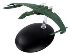 Star Trek  - green - Magazine Models - Startrek031 - magStartrek031 | The Diecast Company