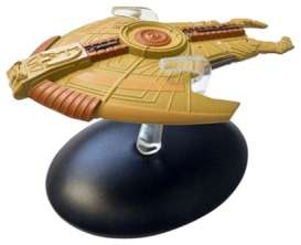Star Trek  - yellow/brown - Magazine Models - Startrek033 - magStartrek033 | The Diecast Company