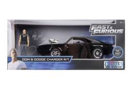 Dodge  - Charger F&F 1970 black - 1:24 - Jada Toys - 30737 - jada30737 | The Diecast Company