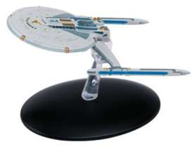 Star Trek  - grey/blue - Magazine Models - Startrek052 - magStartrek052 | The Diecast Company