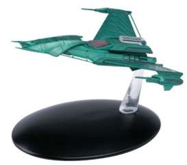 Star Trek  - green - Magazine Models - Startrek053 - magStartrek053 | The Diecast Company