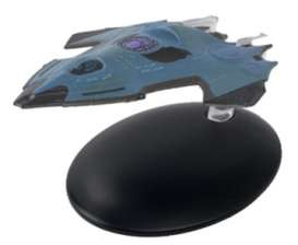 Star Trek  - blue-grey - Magazine Models - Startrek059 - magStartrek059 | The Diecast Company
