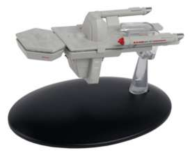 Star Trek  - grey - Magazine Models - Startrek063 - magStartrek063 | The Diecast Company