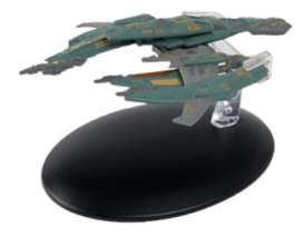 Star Trek  - green - Magazine Models - Startrek069 - magStartrek069 | The Diecast Company