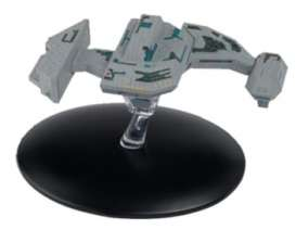Star Trek  - grey - Magazine Models - Startrek073 - magStartrek073 | The Diecast Company