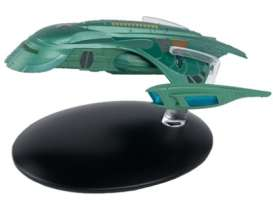 Star Trek  - green - Magazine Models - Startrek077 - magStartrek077 | The Diecast Company