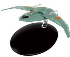 Star Trek  - green - Magazine Models - Startrek083 - magStartrek083 | The Diecast Company