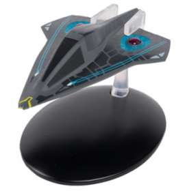 Star Trek  - grey/blue - Magazine Models - Startrek087 - magStartrek087 | The Diecast Company