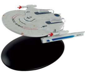 Star Trek  - grey - Magazine Models - Startrek091 - magStartrek091 | The Diecast Company