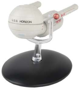 Star Trek  - white-grey - Magazine Models - Startrek100 - magStartrek100 | The Diecast Company