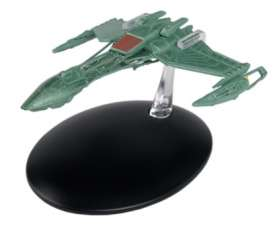 Star Trek  - green - Magazine Models - Startrek102 - magStartrek102 | The Diecast Company