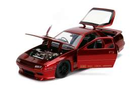 Mazda  - RX-7 1985 candy red - 1:24 - Jada Toys - 30941 - jada30941 | The Diecast Company