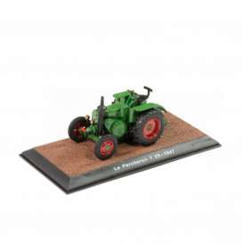 Tractor  - Le Pecheron T25 1947 green - 1:32 - Magazine Models - TR7517013 - magTR7517013 | The Diecast Company