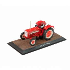 Tractor  - IHC 624 1970 red - 1:32 - Magazine Models - TR7517028 - magTR7517028 | The Diecast Company