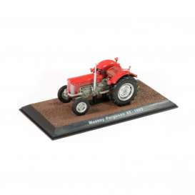Tractor  - Massey Ferguson 65 1963 red - 1:32 - Magazine Models - TR7517031 - magTR7517031 | The Diecast Company