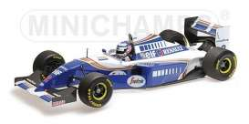 Williams Renault - 1994 blue/white/gold/red - 1:12 - Minichamps - 127941202 - mc127941202 | The Diecast Company