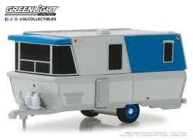 Holiday House  - 1961 blue - 1:64 - GreenLight - 34060C - gl34060C | The Diecast Company