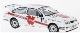 Mercedes Benz  - 1987  white/blue - 1:43 - IXO Models - GTM138 - ixGTM138 | The Diecast Company