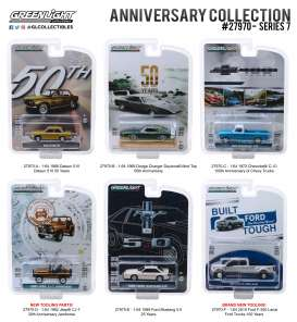 Assortment/ Mix  - various - 1:64 - GreenLight - 27970 - gl27970 | The Diecast Company