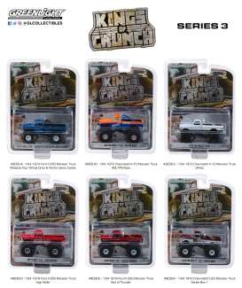 Assortment/ Mix  - various - 1:64 - GreenLight - 49030 - gl49030 | The Diecast Company