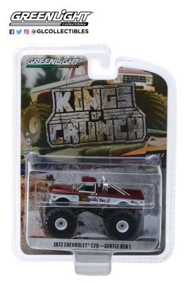 Chevrolet  - C20 1972  - 1:64 - GreenLight - 49030F - gl49030F | The Diecast Company