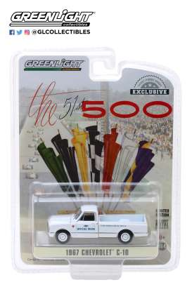 GMC  - Sierra 1967  - 1:64 - GreenLight - 30029 - gl30029 | The Diecast Company