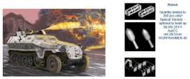 Military Vehicles  -  Sd.Kfz.251/16 Ausf.C  - 1:35 - Dragon - 06864 - dra06864 | The Diecast Company