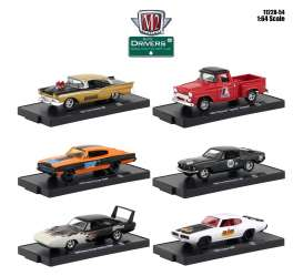 Assortment/ Mix  - various - 1:64 - M2 Machines - 11228-54 - M2-11228-54 | The Diecast Company