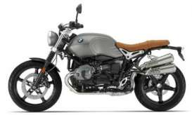 BMW  - R Nine T Schrambler grey - 1:18 - Maisto - 31300BMW - mai31300BMW | The Diecast Company