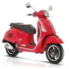 Vespa  - red - 1:18 - Maisto - 39540r - mai39540r | The Diecast Company