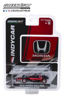 Honda  - 2019 red - 1:64 - GreenLight - 10840 - gl10840 | The Diecast Company