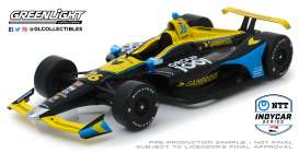 Honda  - 2019 yellow/black - 1:18 - GreenLight - 11060 - gl11060 | The Diecast Company