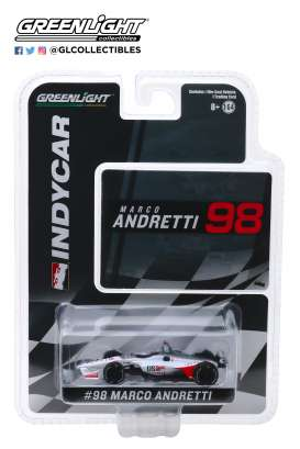 Honda  - 2019 white/red/black - 1:64 - GreenLight - 10843 - gl10843 | The Diecast Company