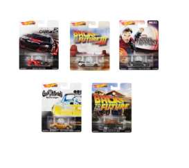 Assortment/ Mix  - various - 1:64 - Hotwheels - DMC55 956M - hwmvDMC55-956M | The Diecast Company