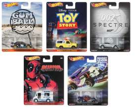 Assortment/ Mix  - various - 1:64 - Hotwheels - DMC55 956N - hwmvDMC55-956N | The Diecast Company