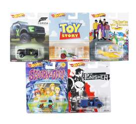 Assortment/ Mix  - various - 1:64 - Hotwheels - DMC55 956P - hwmvDMC55-956P | The Diecast Company