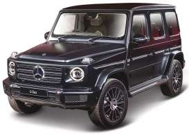 Mercedes Benz  - black - 1:43 - Maisto - 21001-18896 - mai21001-18896 | The Diecast Company
