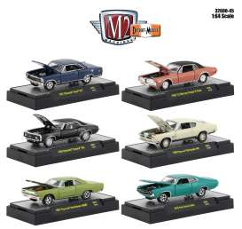 Assortment/ Mix  - various - 1:64 - M2 Machines - 32600-45 - M2-32600-45 | The Diecast Company