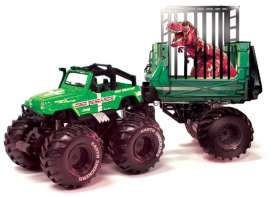 Monster Truck  - green/white/black - 1:64 - Maisto - 21231 - mai21231 | The Diecast Company