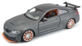 BMW  - M4 GTS grey - 1:24 - Maisto - 39249 - mai39249 | The Diecast Company