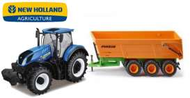 New Holland  - T7.315 blue - 1:32 - Bburago - 36158 - bura36158 | The Diecast Company