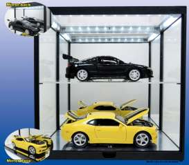 Accessoires diorama - 2014 black - 1:18 - Triple9 Collection - 187820bk - T9-187820bk | The Diecast Company