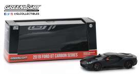 Ford  - GT 2019 orange/grey/black - 1:43 - GreenLight - 86160 - gl86160 | The Diecast Company