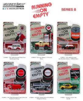 Assortment/ Mix  - various - 1:64 - GreenLight - 41080 - gl41080 | The Diecast Company